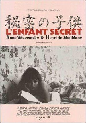 Cartel de L'enfant secret