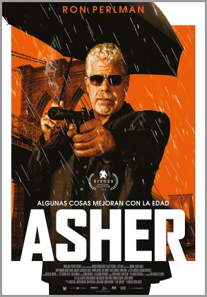 Cartel de Asher