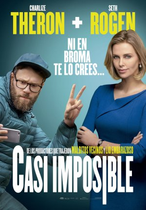 Cartel de Casi imposible