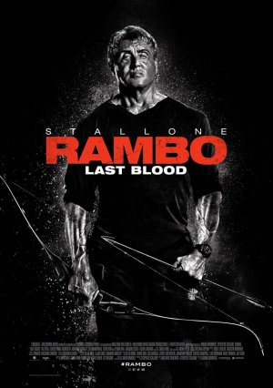 Cartel de Rambo: Last Blood