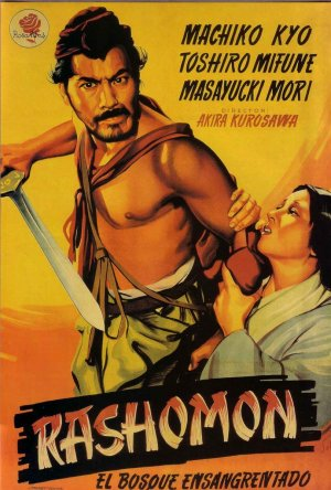 Cartel de Rashomon