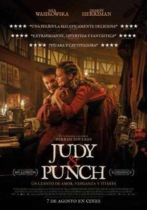 Cartel de Judy & Punch